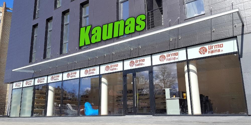 UrmoKaina.lt parduotuvė Kaunas