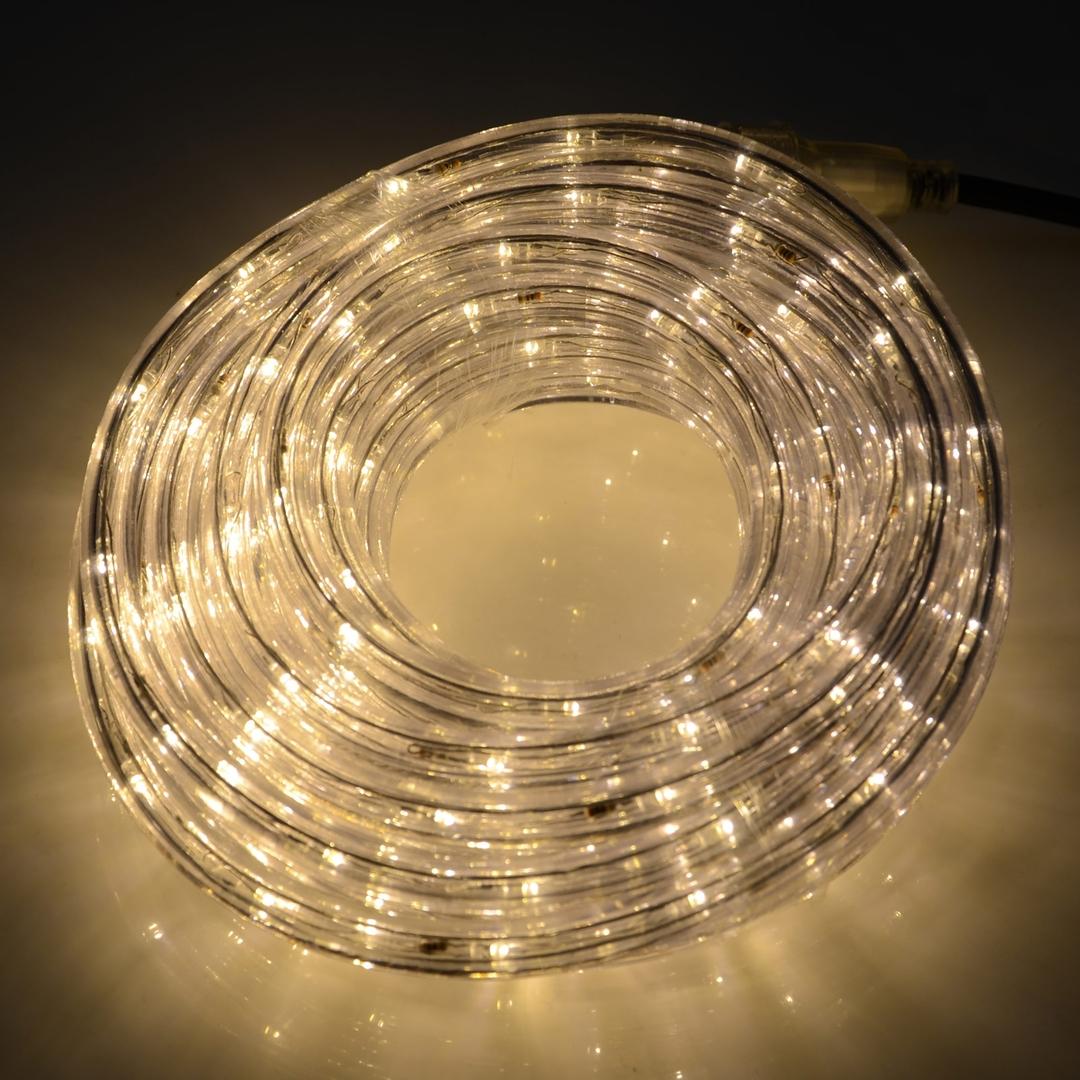 Kalėdinė LED juosta 20 m LED švytintis laidas