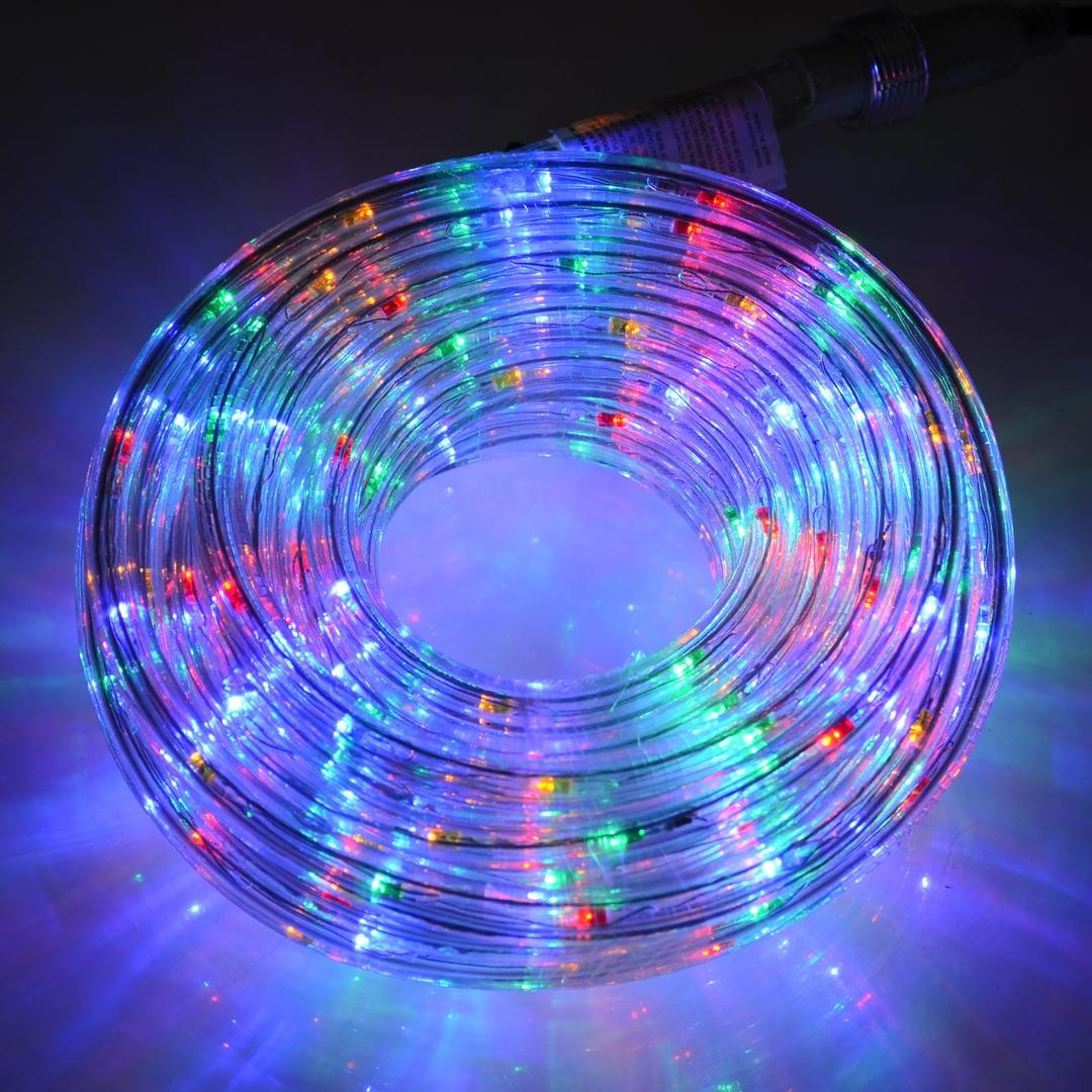 Kalėdinė LED juosta 10 m LED švytintis laidas