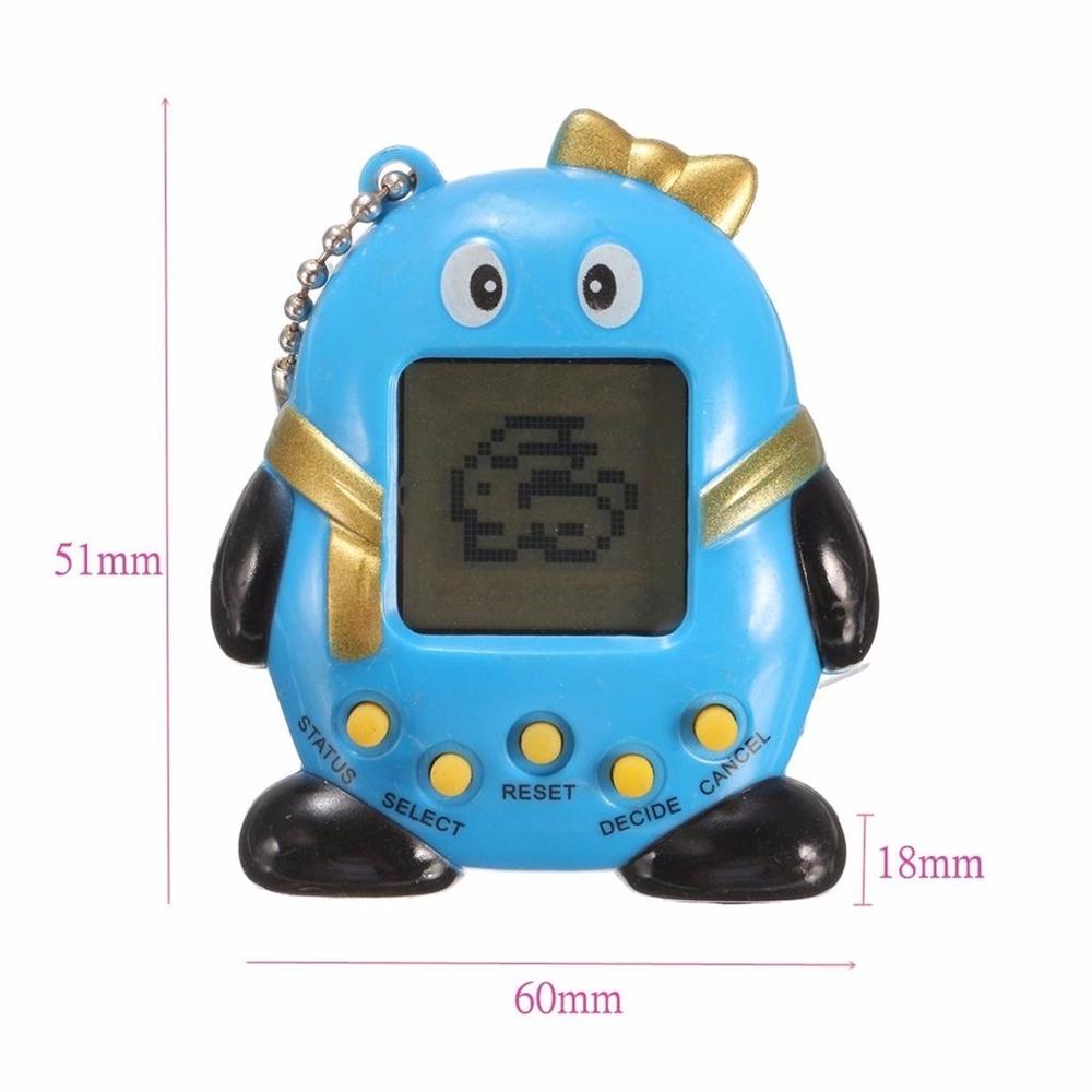 Elektroninis gyvūnėlis Tamagotchi 168in1 | Elektroninis augintinis