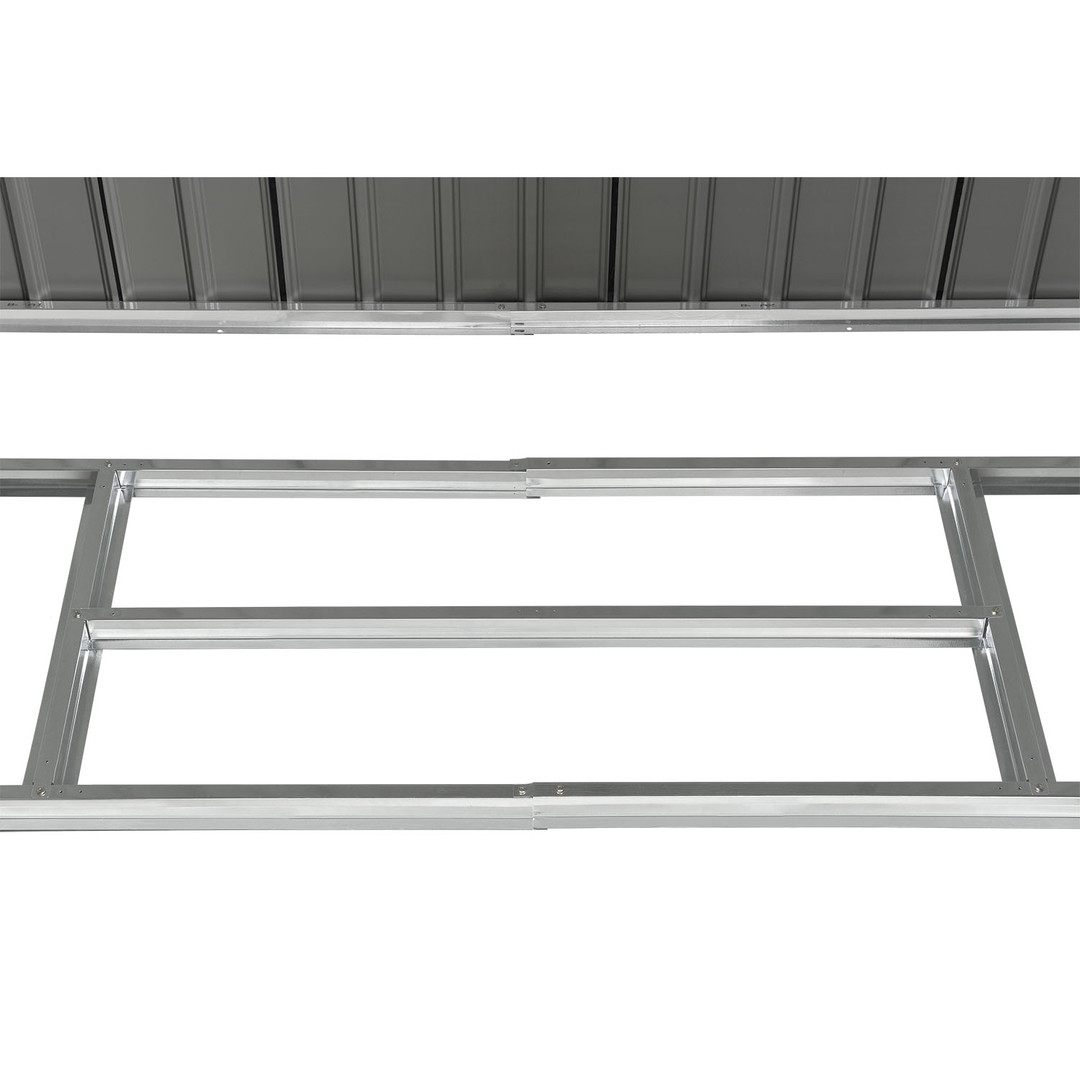 Metalinis surenkamas sandėliukas 3XL