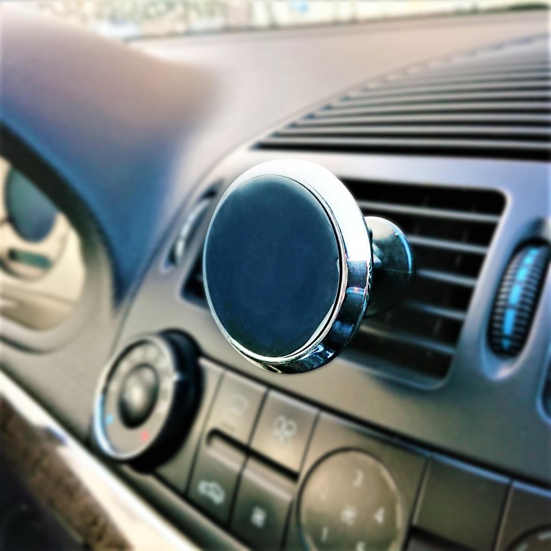 magnetinis automobilinis telefono laikiklis