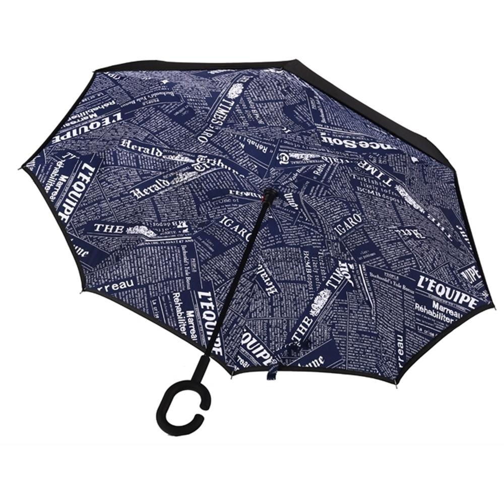 Dvipusis didelis skėtis 714CL