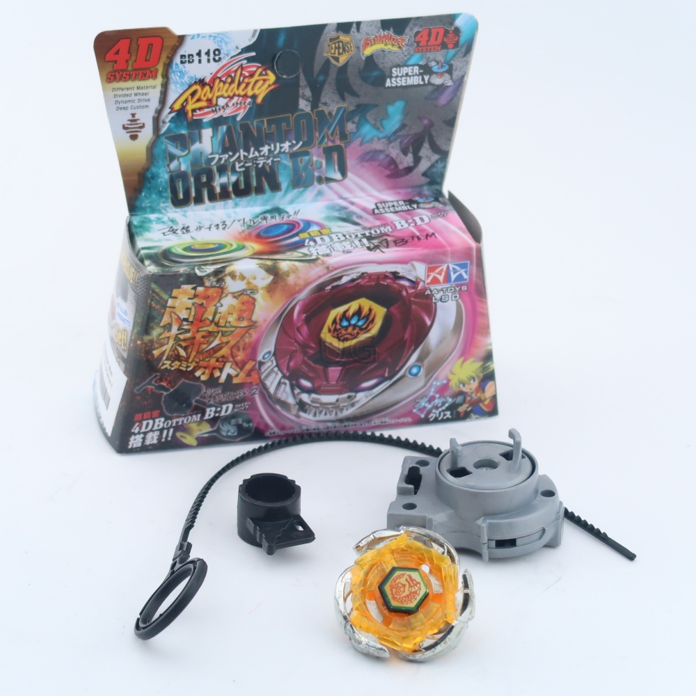 Beyblade Mini