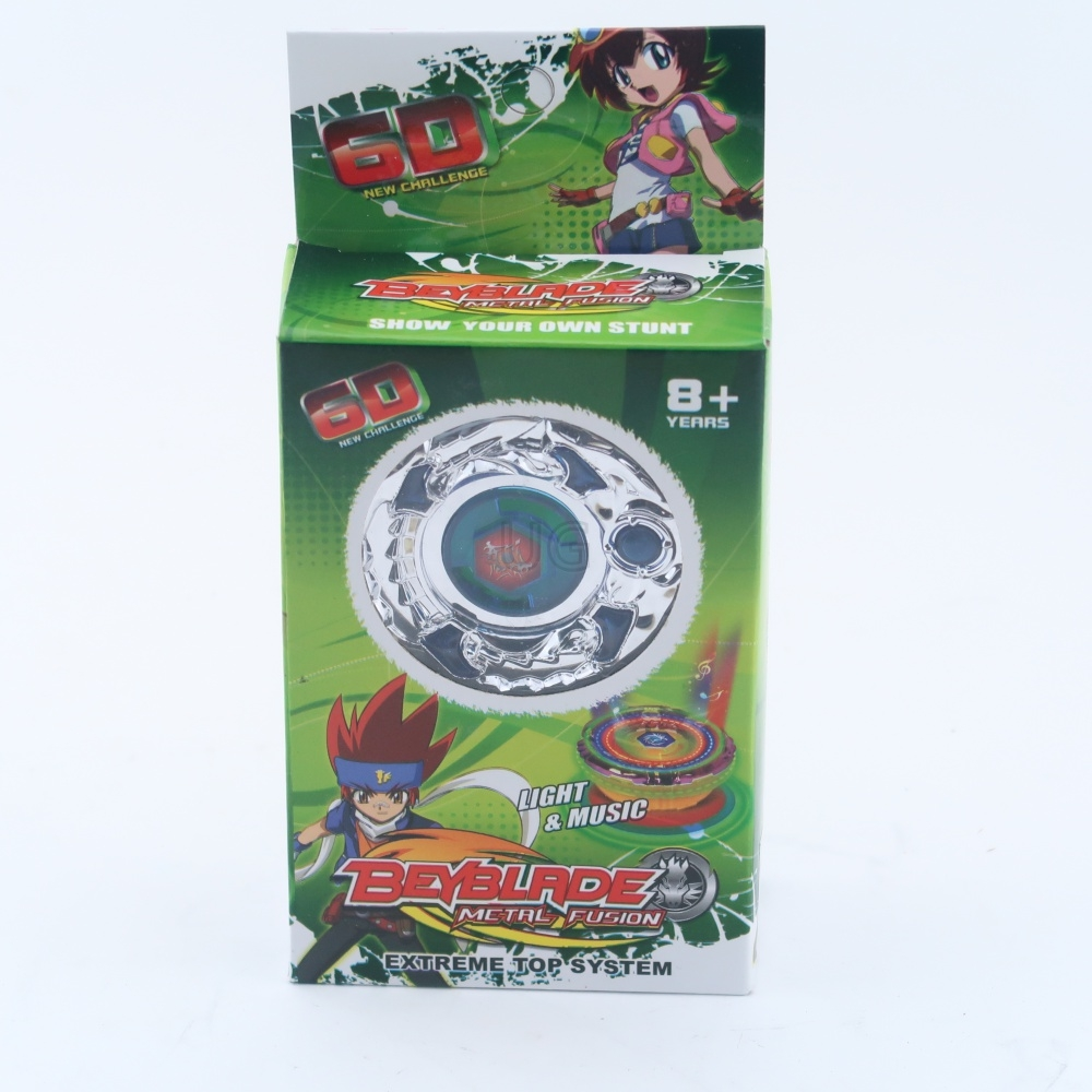 Beyblade Light and Music
