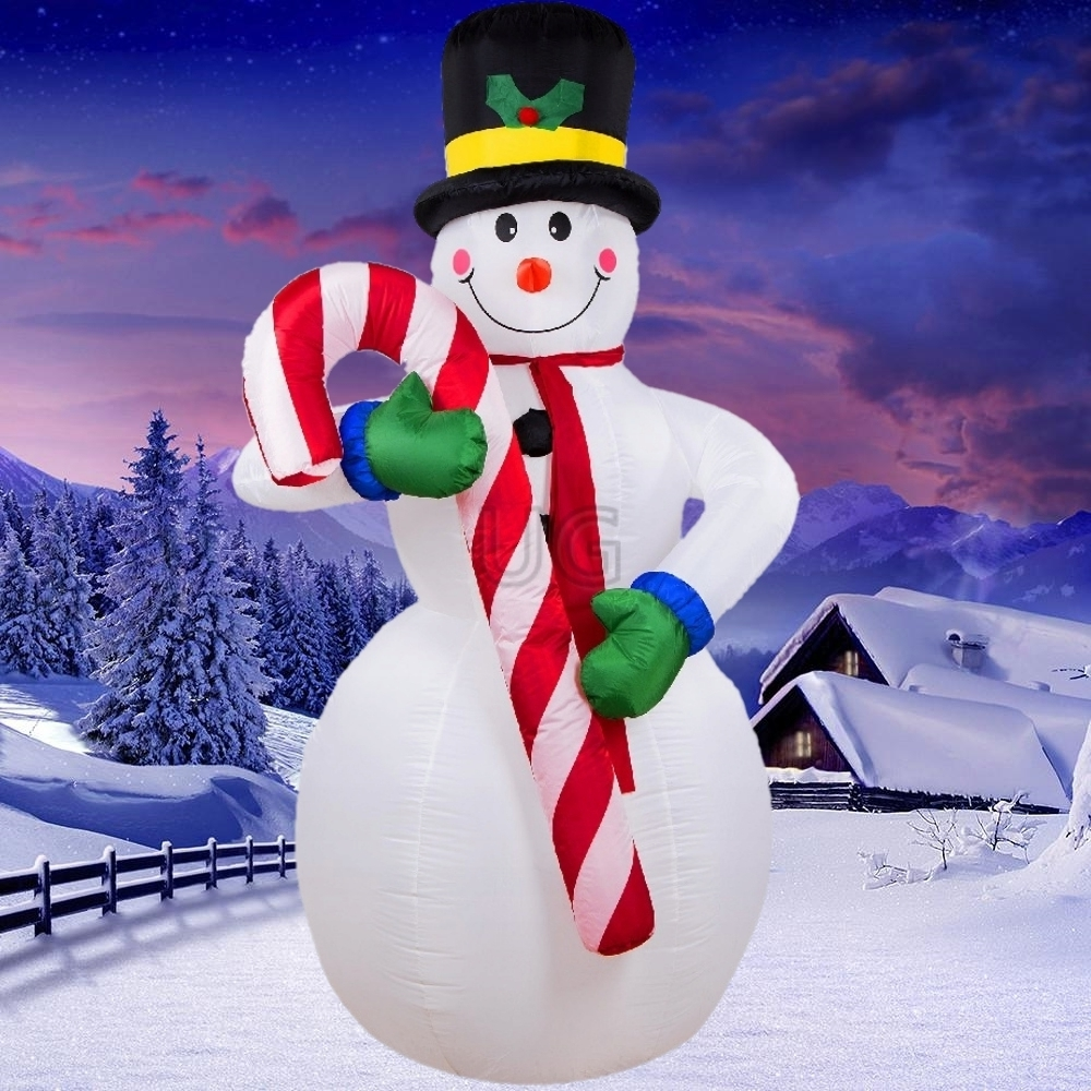Pripučiamas Sniego senis 210 cm