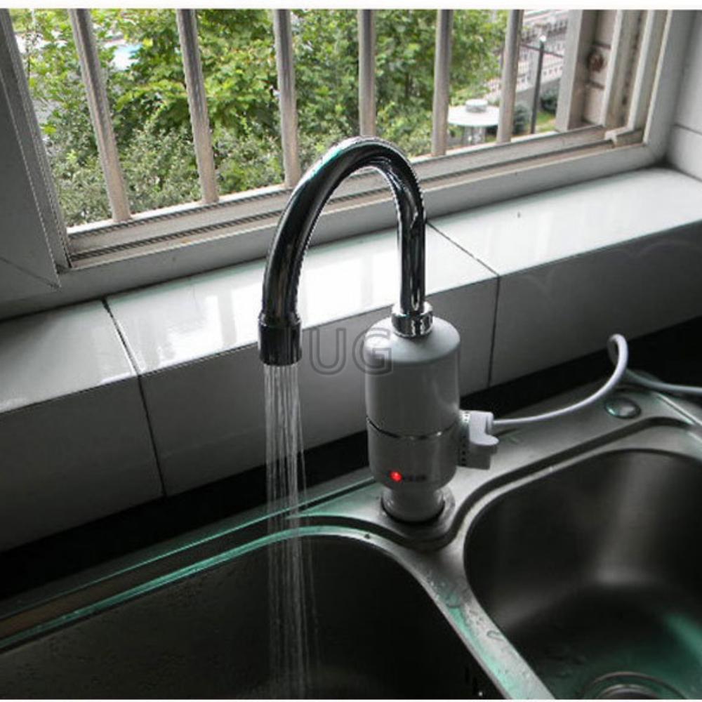 Elektrinis vandens šildytuvas maišytuvas Instant E3