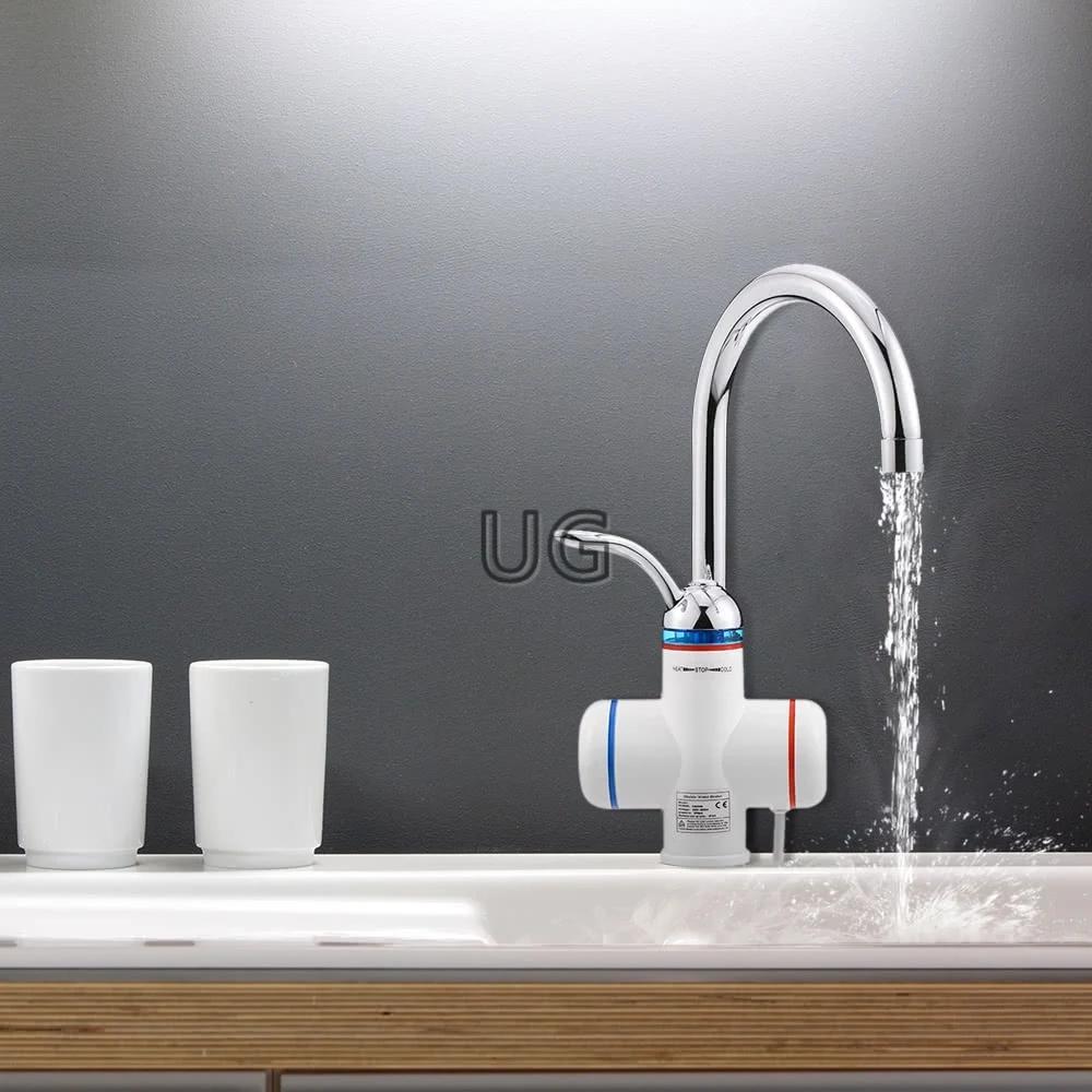 Elektrinis vandens šildytuvas maišytuvas Instant E5
