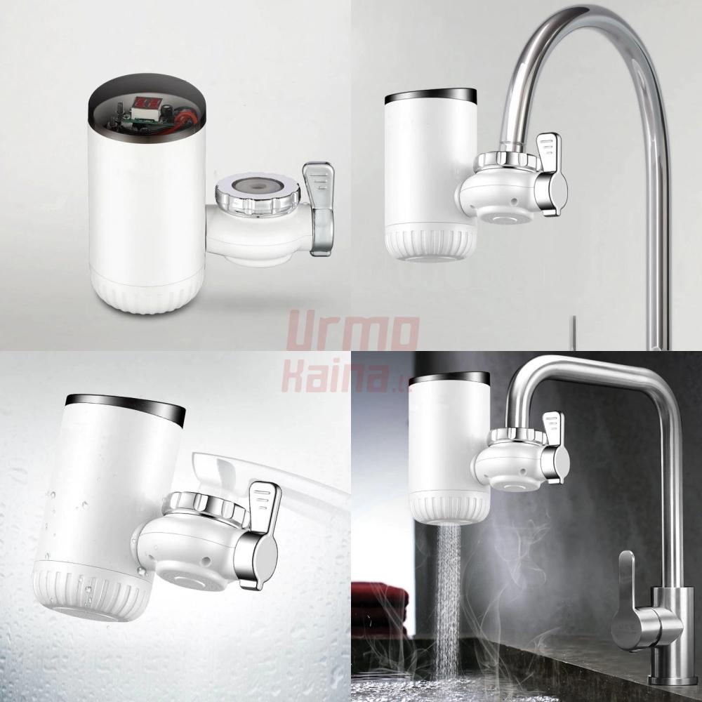 Elektrinis vandens maišytuvas Instant Digital PRO 7