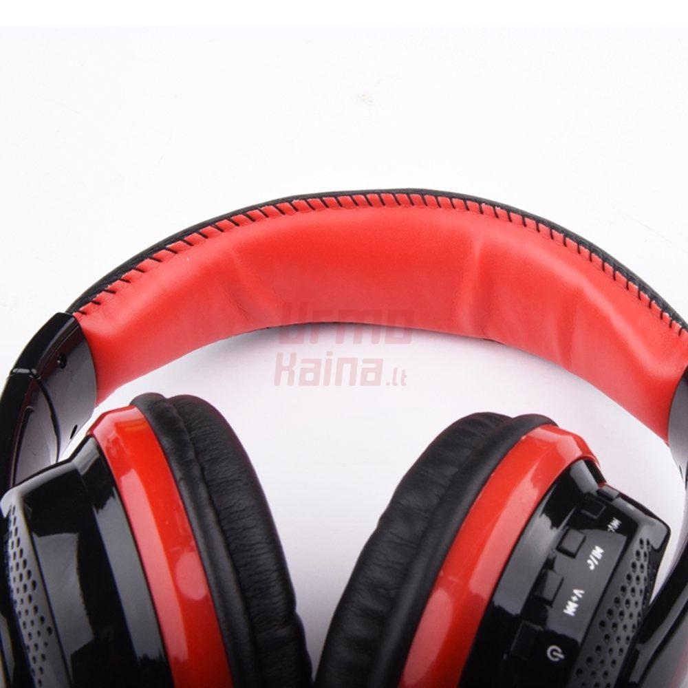 Bevielės bluetooth ausinės MX66