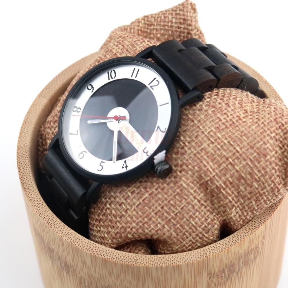 Medinis laikrodis OldWood MW74