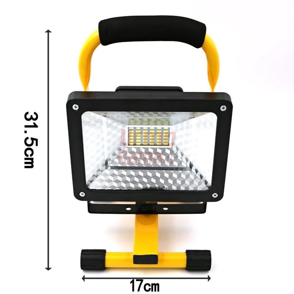 Pakraunamas Pastatomas LED prožektorius S04