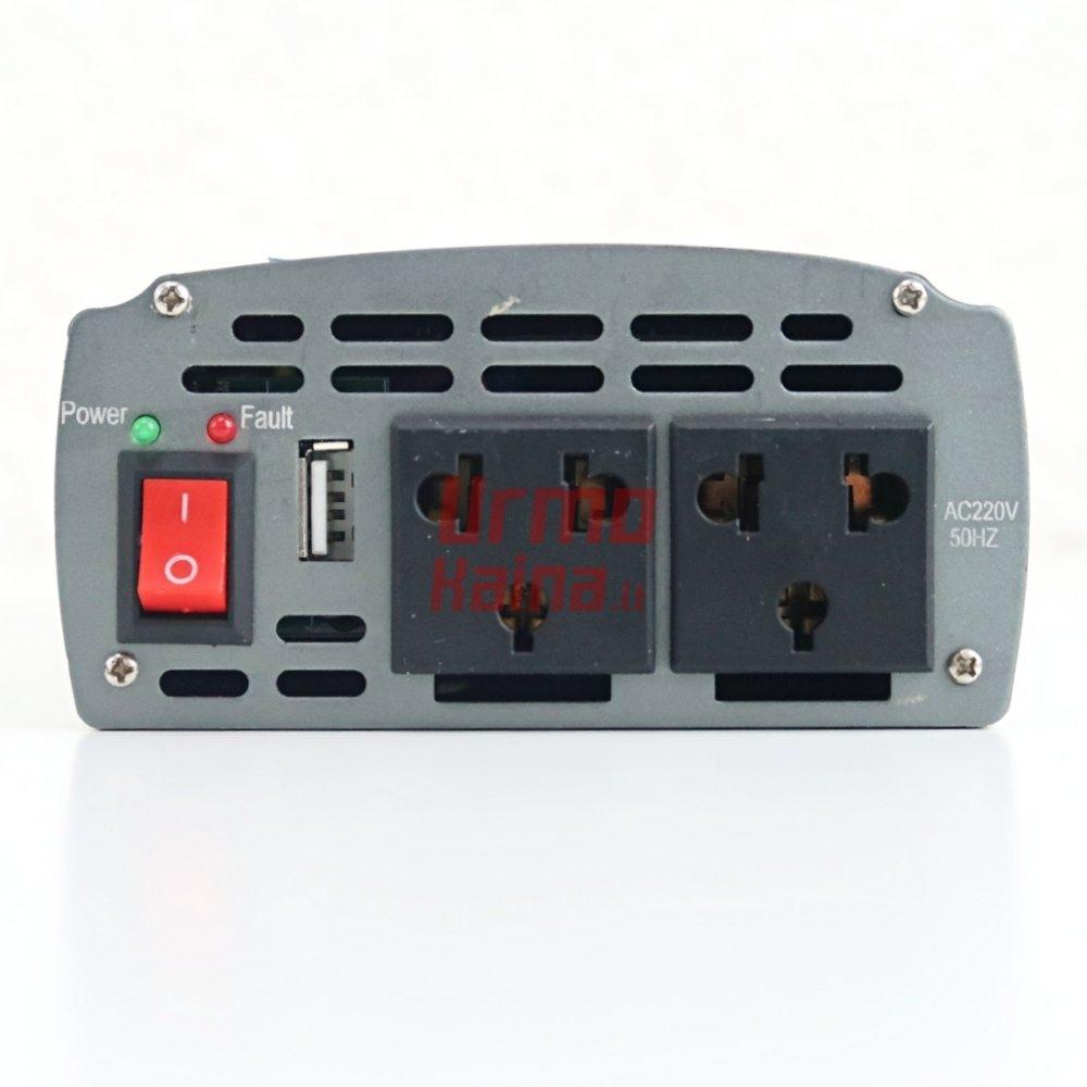 Inverteris DC12V/24V į AC220V 1000W