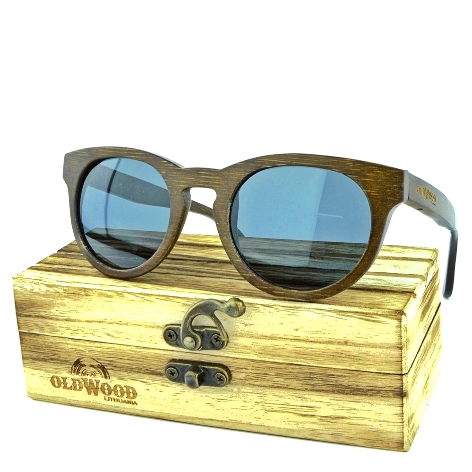 Mediniai akiniai nuo saulės OldWood MA02